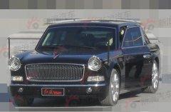 车身结构变化明显 红旗L7短轴版车型曝光