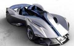 683-HP玛莎拉蒂Diatto是未来的跑车