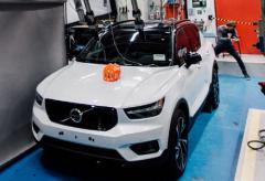 沃尔沃最近已经在测试几种行业首创的汽车安全系统