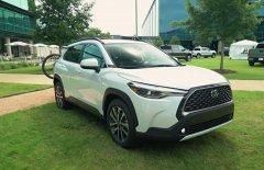 丰田再推跨界SUV,正式登陆北美,引入国内能有几分胜算?