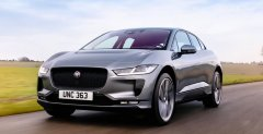 2022款捷豹I-PACE官图发布 年度改款车型