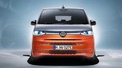 大众T7 Multivan正式发布 全新外观和内饰